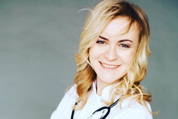 Татьяна Владимировна лечит пациентов с коронавирусной инфекцией