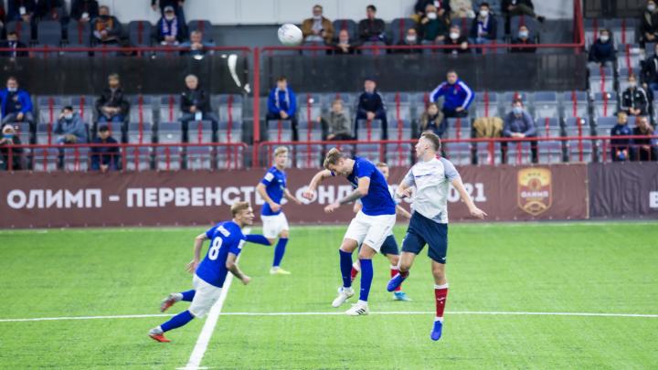 Футбольный клуб «Иртыш» оштрафовали на 420 тысяч после первого матча в Омске
