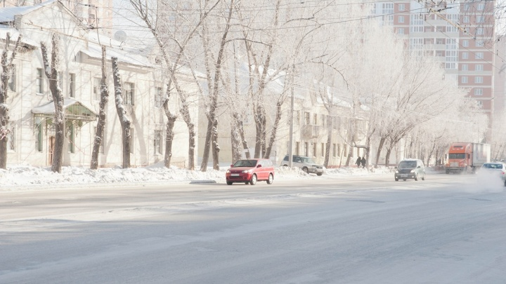 По Новосибирску ударят сильные морозы — синоптики рассказали, какую температуру ждать в начале 2021 года