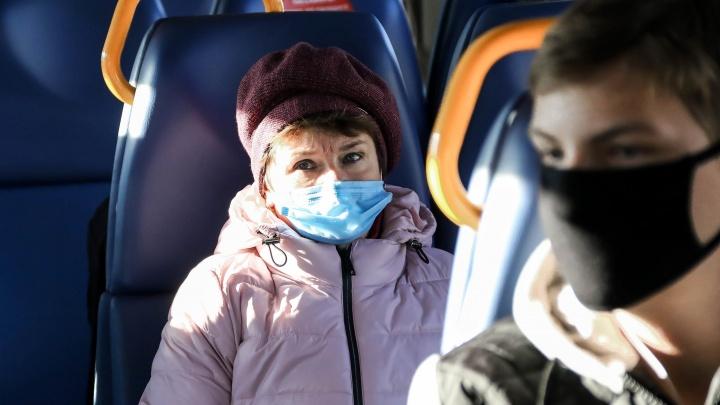 Рост замедлился: в Нижегородской области COVID-19 заразился еще 391 человек