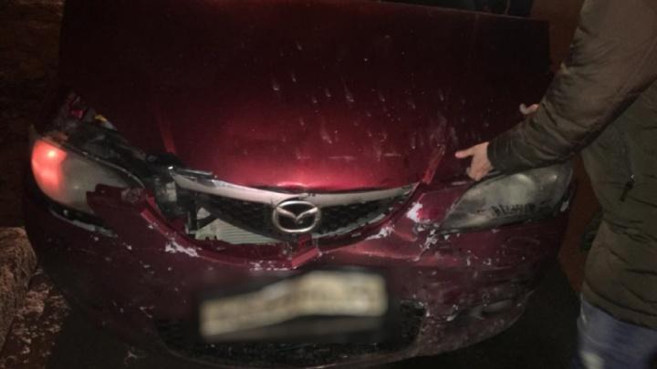 В Волгограде выпившая автомобилистка собрала массовую аварию: есть пострадавший