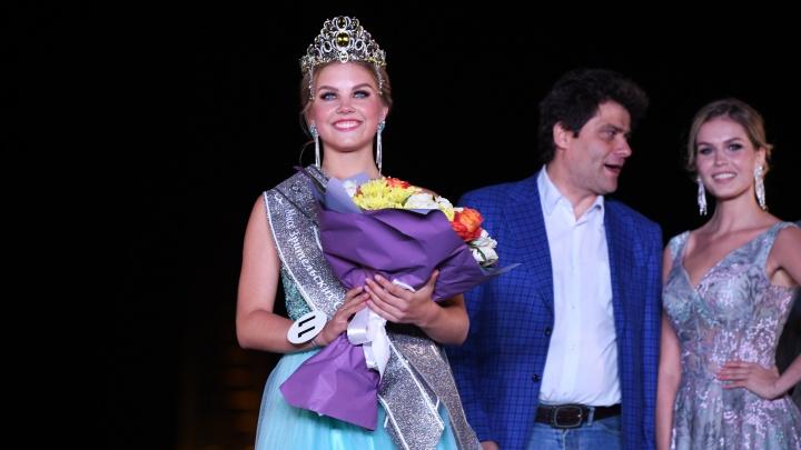 Мисс Екатеринбург — 2020 ответила на вопросы читателей E1.RU в прямом эфире