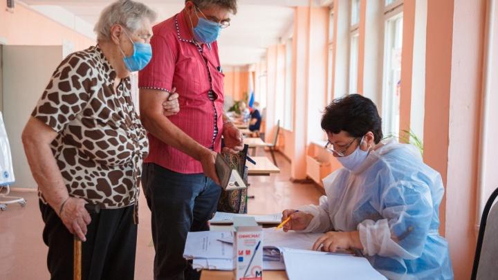 В Кузбассе начали работу почти 1700 избирательных участков
