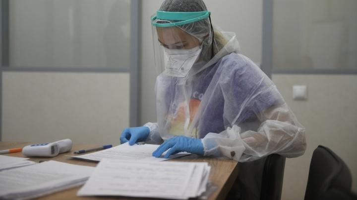 Число новых случаев стало снижаться: в Свердловской области COVID-19 подтвердили у 381 человека