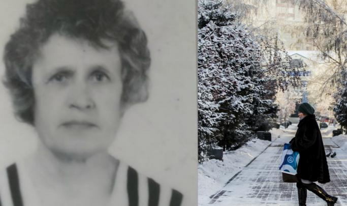 В Новосибирске нашли женщину, пропавшую перед праздниками: о ней сообщили на горячую линию