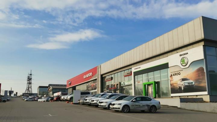 Безопасно и максимально выгодно: «Регинас» начал распродавать машины из наличия
