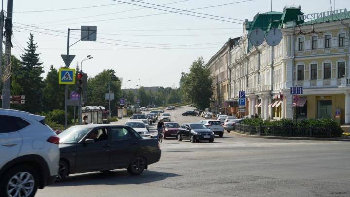 «Газпром» приостановил благоустройство исторического центра Омска за два миллиарда