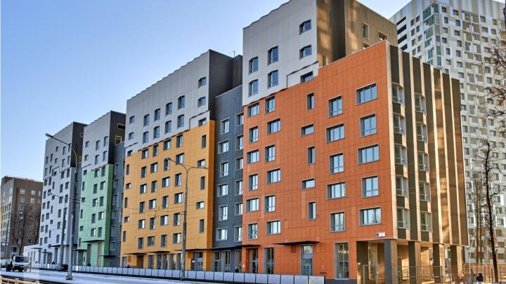 В Перми завершилось строительство дома по ул. Революции, 52