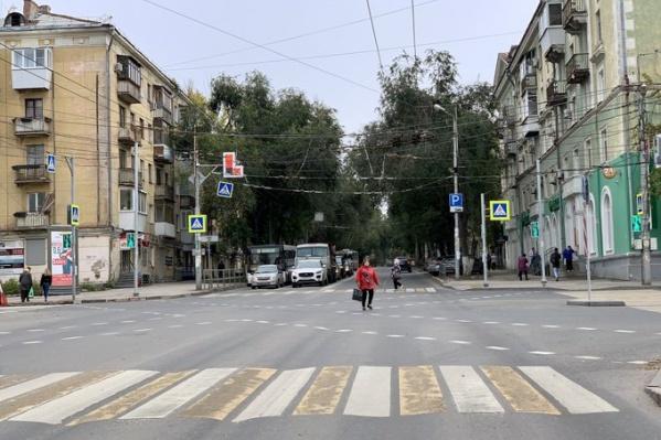 Пешеходы уже начали тестировать новую разметку