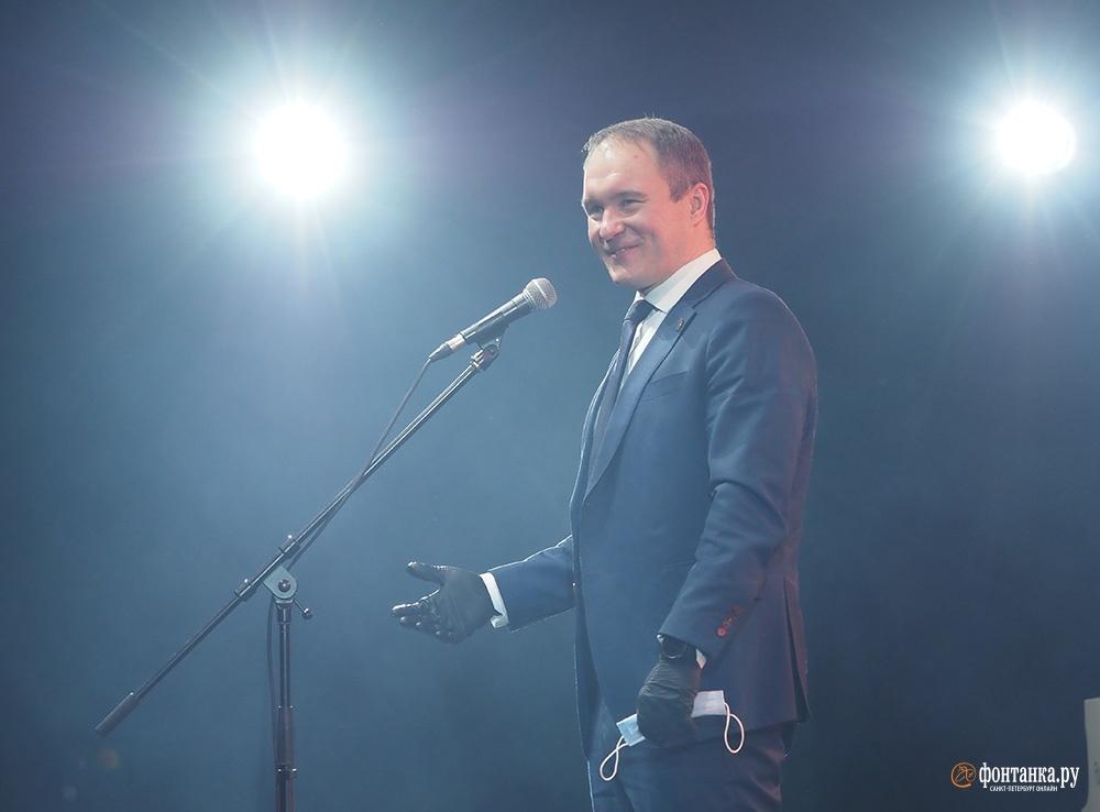 Александр Ситов,первый заместитель председателя Комитета по промышленной политике, инновациям и торговле Санкт-Петербурга
