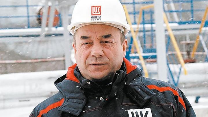 Легендарного пермского нефтяника Николая Кобякова наградили почетной медалью Минэнерго России
