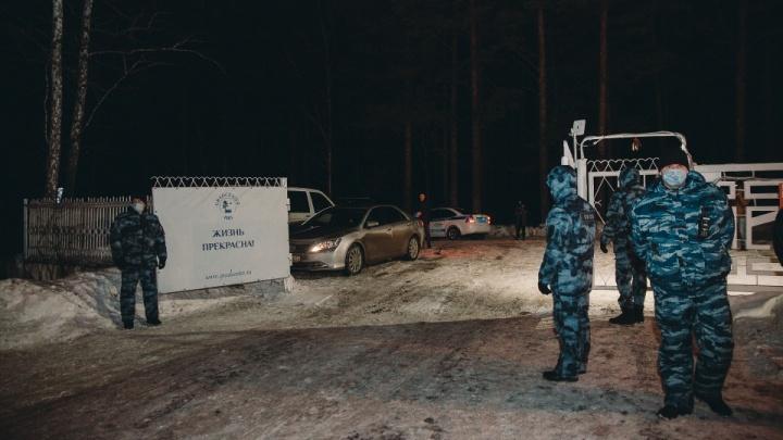 Из-за подозрения на коронавирус студентов и преподавателей ТюмГУ отправили в карантинную зону