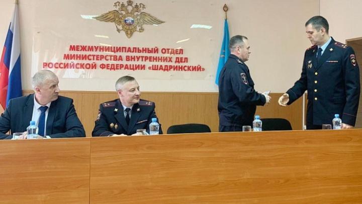 В Шадринске назначили нового начальника полиции вместо задержанного Дмитрия Кокотеева
