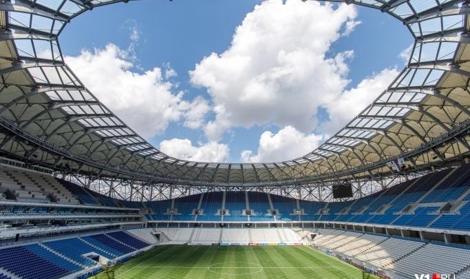 В матче между волгоградским «Ротором» и «Зенитом» заменили резервного арбитра