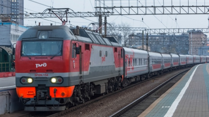 В декабре начинает курсировать прямой поезд из Перми в Крым