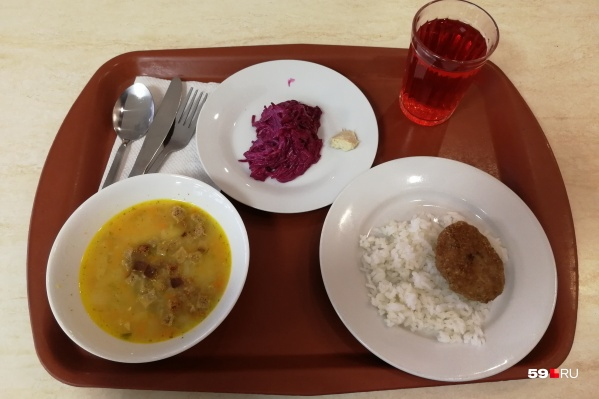 О проблемах с школьным питанием рассказали жители Прикамья