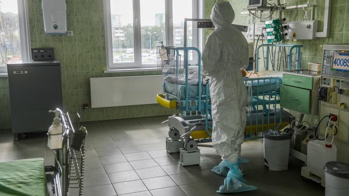В Курганской области выявили 94 заболевших COVID-19