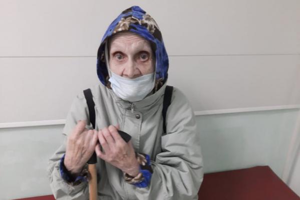 Андреева Светлана Васильевна, на вид 75–80 лет