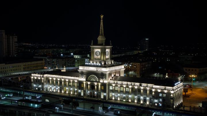 В Волгоградскую область отменили поезда из Узбекистана
