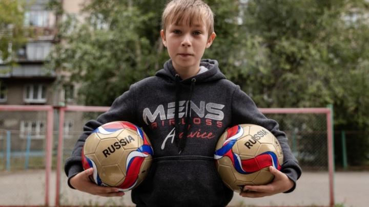 Артём Дзюба назвал челябинского школьника нереально крутым парнем и пригласил на матч сборной России