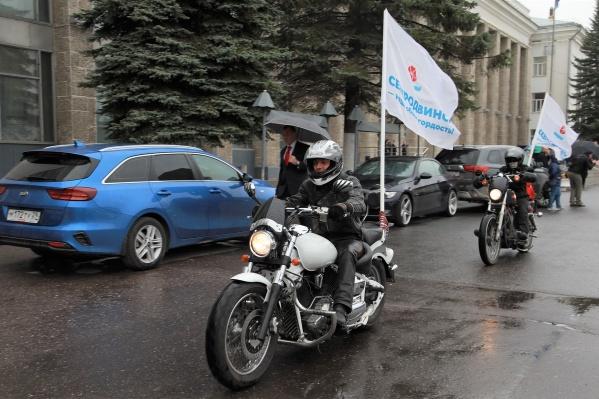 Для того чтобы получить новое звание, из Северодвинска уже отправили документы президенту России