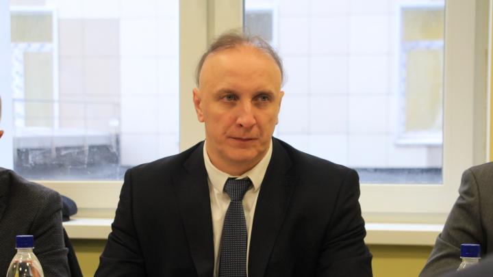 Зампред правительства Архангельской области Андрей Шестаков покинул свой пост
