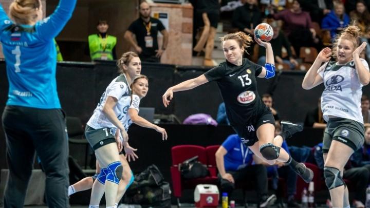 Гандболистка «Ростов-Дона» стала лучшим игроком чемпионата России