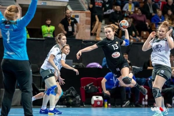 Анна Вяхирева впервые стала лучшим игроком чемпионата России в составе «Ростов-Дона»