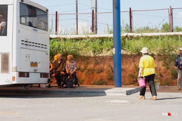 Садовые маршруты в Челябинске начнут ходить с 1 мая