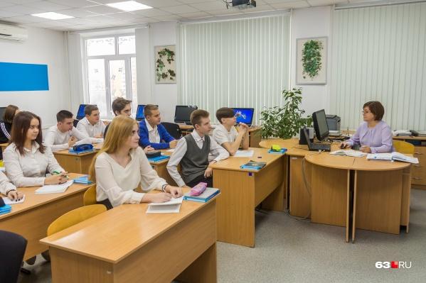Самарские выпускники последний раз собирались в школе в марте 2020 года, до введения карантина