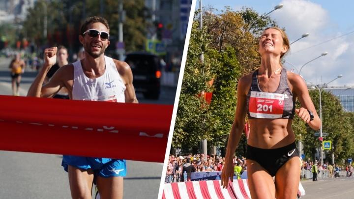 «Подготовка была очень тяжелая»: в пермском марафоне победили спортсмены из Тольятти и Башкирии