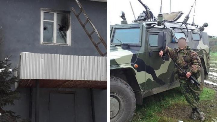 Парню, кинувшему в здание полиции коктейль Молотова, поменяли статью с «террористической» на более мягкую