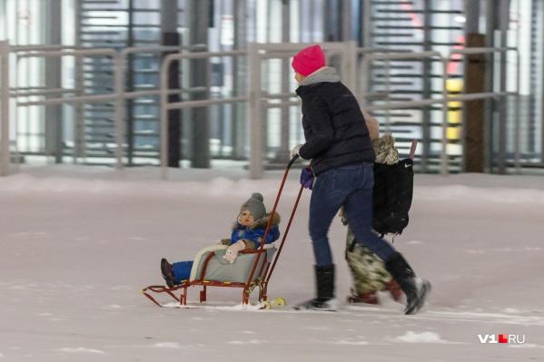 Уходим в глубокий минус: на Волгоград и область вновь надвигается серьезное похолодание
