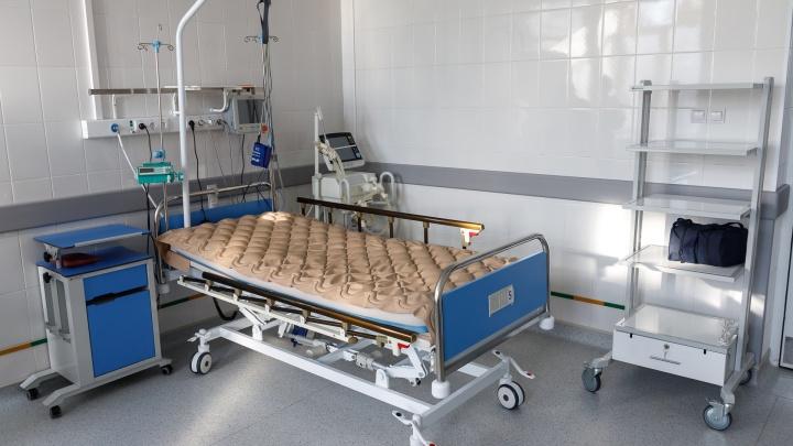 «В реанимациях 113 больных»: госпитализированы 2067 волгоградцев с внебольничными пневмониями
