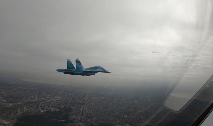 Военные отрепетируют авиапарад к 9Мая: рассказываем, где можно наблюдать полеты