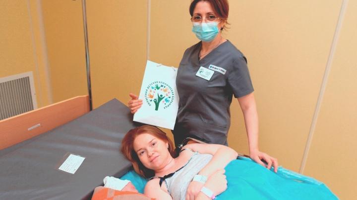 В крупнейшем перинатальном центре Екатеринбурга родился 50-тысячный малыш