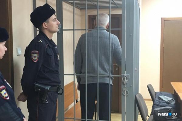 Юрия Лущенкова освободили из-под стражи в зале суда