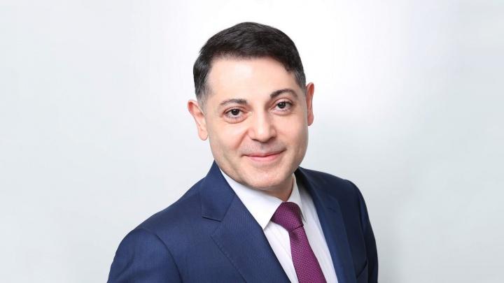 Исполнительным директором МегаФона назначен Хачатур Помбухчан