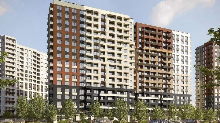 В Тюменской слободе появится новый жилой комплекс