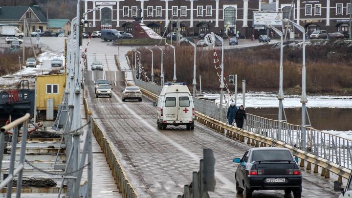 Постоянный мост между Тумботино и Павлово начнут проектировать в 2021 году