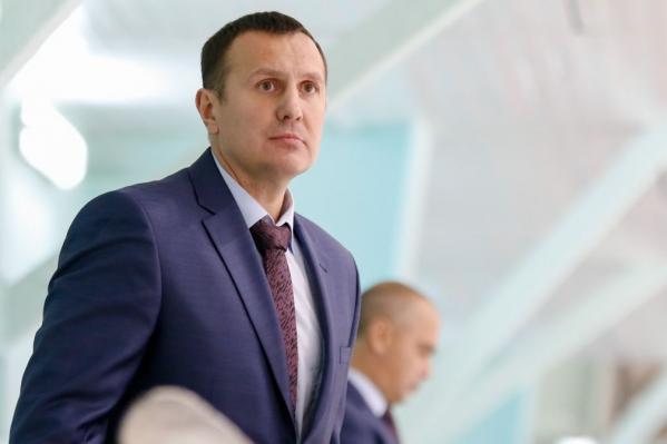 Александр Агеев раньше играл за «Молот-Прикамье»