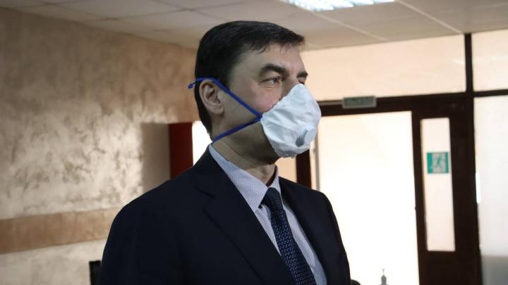 Главный врач КМХЦ возглавил региональное отделение «Единой России»