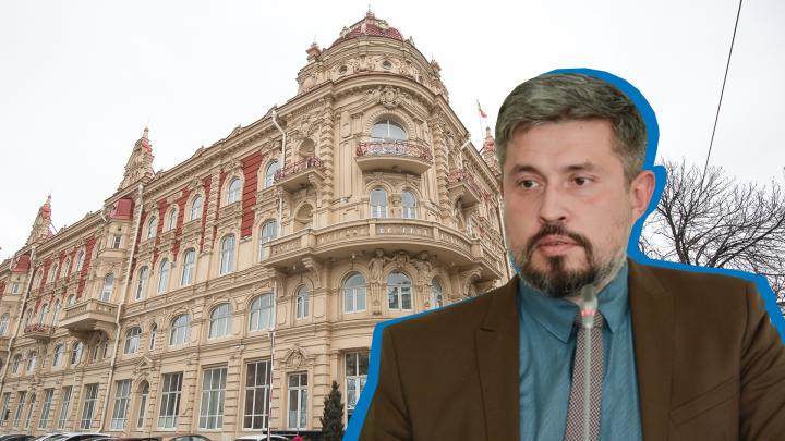 Главный архитектор Ростова Роман Илюгин вышел на работу после домашнего ареста