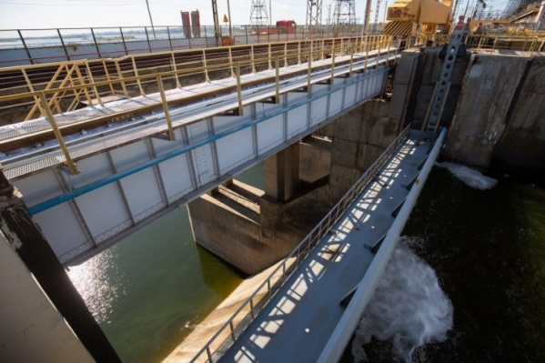 Утверждён новый режим работы волгоградского гидроузла
