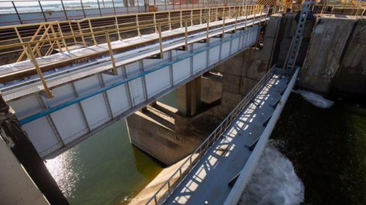 «Для лета — это нормально»: с Волжской ГЭС снизили сбросы воды