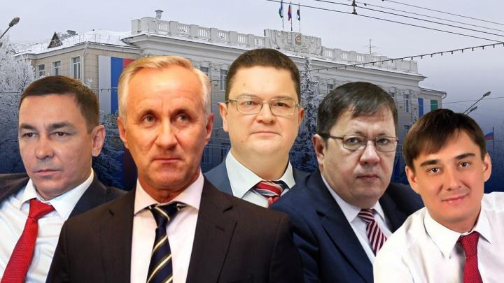 В Уфе пять кандидатов допущены к участию в конкурсе на пост мэра