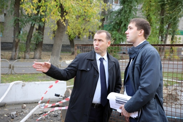 Вадим Шумков назвал Рябково хорошим районом Кургана