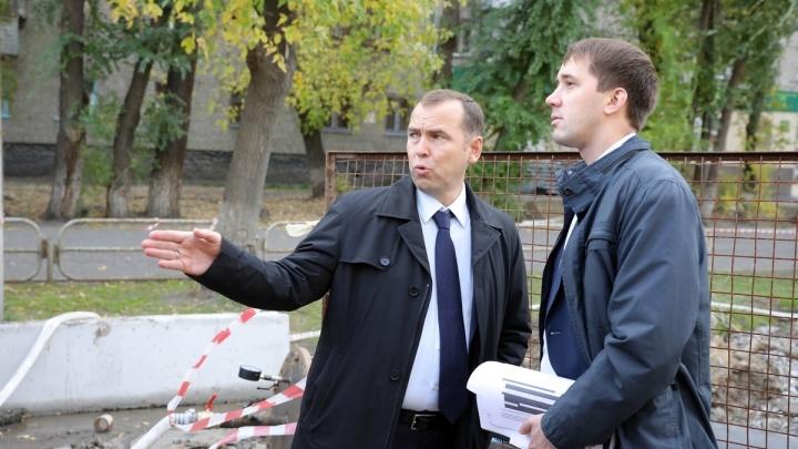 Вадим Шумков пообещал отремонтировать дороги и дворы в Рябково