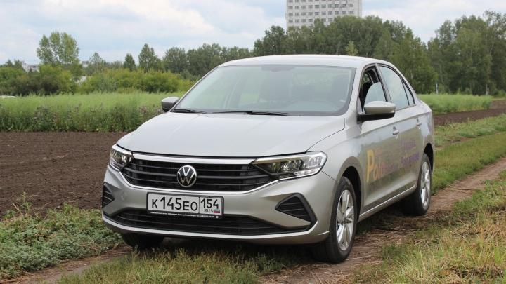 Самый любимый «немец» в России: разглядываем новый Volkswagen Polo с солидной «мордой» и шикарным салоном