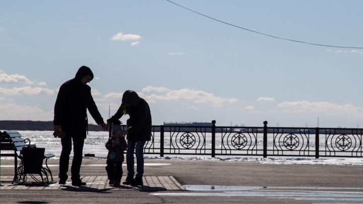 В Пенсионном фонде Архангельской области рассказали, как семье получить выплату за ребенка до 3 лет